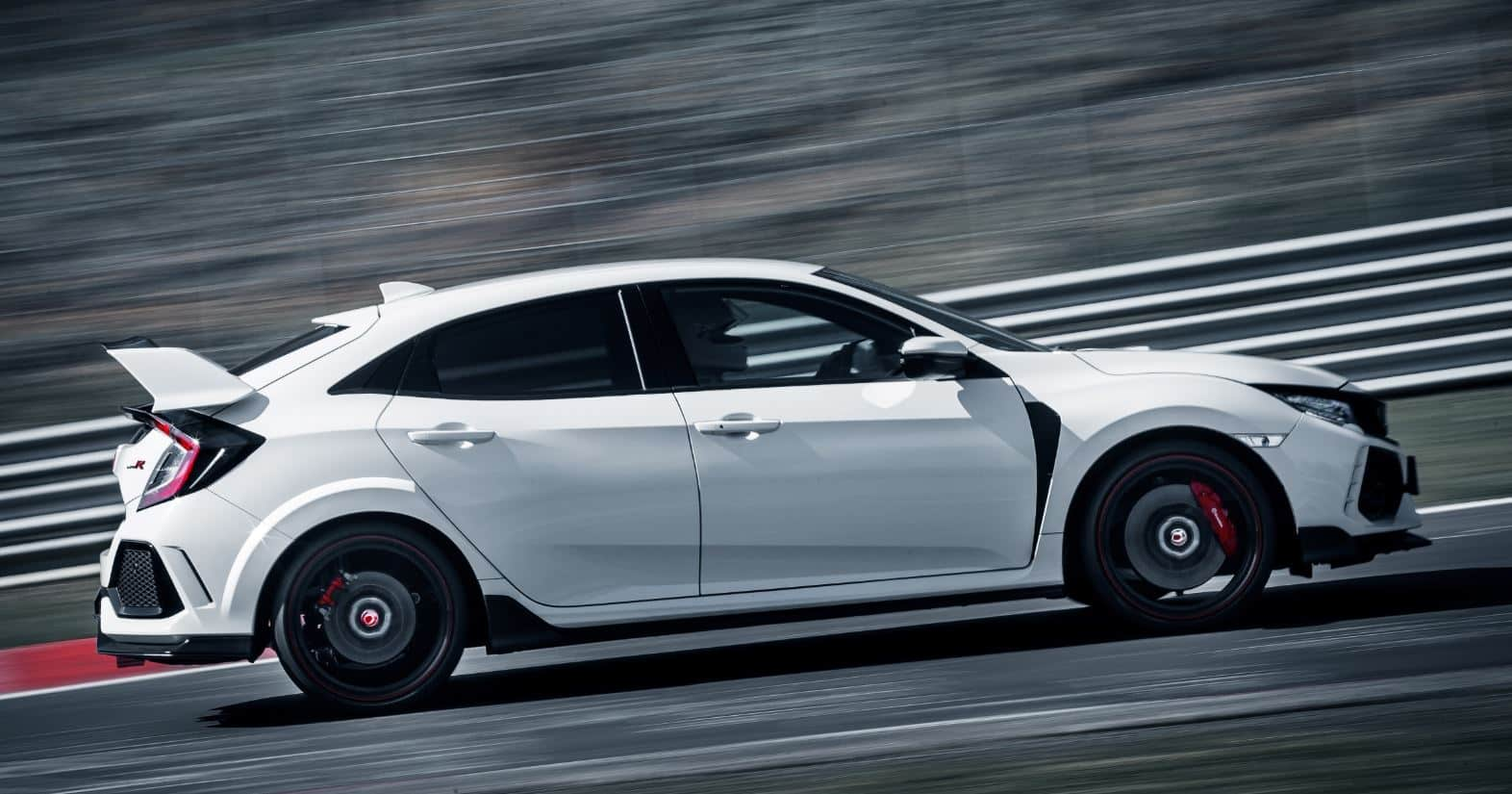 honda civic type r Nürburgring 2