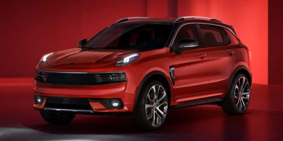 Así es el LYNK&CO 01 SUV, el primer modelo de serie de la nueva marca con ADN Volvo