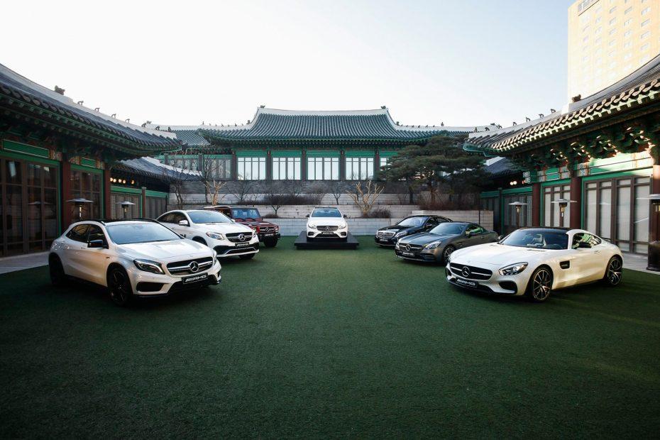 ¿Gustan los vehículos de altas prestaciones en Corea del Sur? Aquí los datos