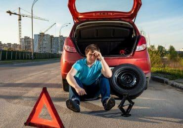¿Conoces las partes de la rueda de un coche?