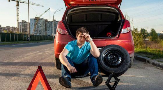 neumático caduca