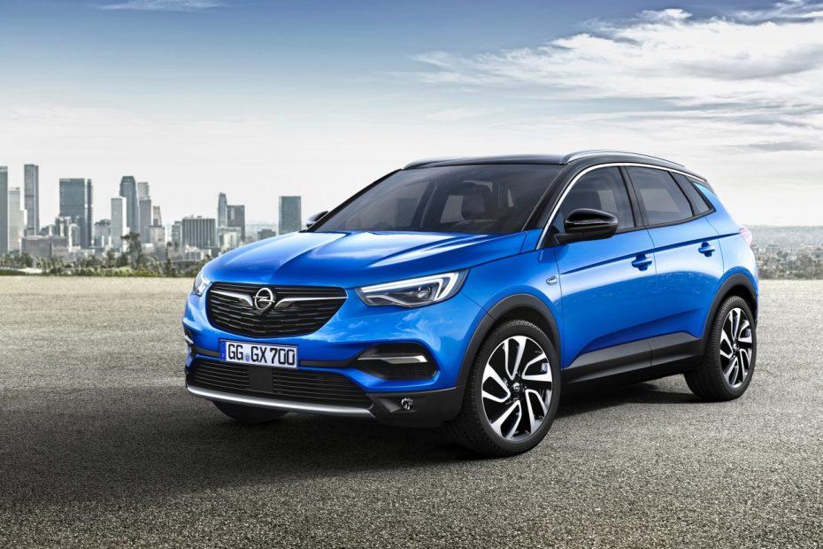 Así es el nuevo Opel Grandland X: El crossover compacto