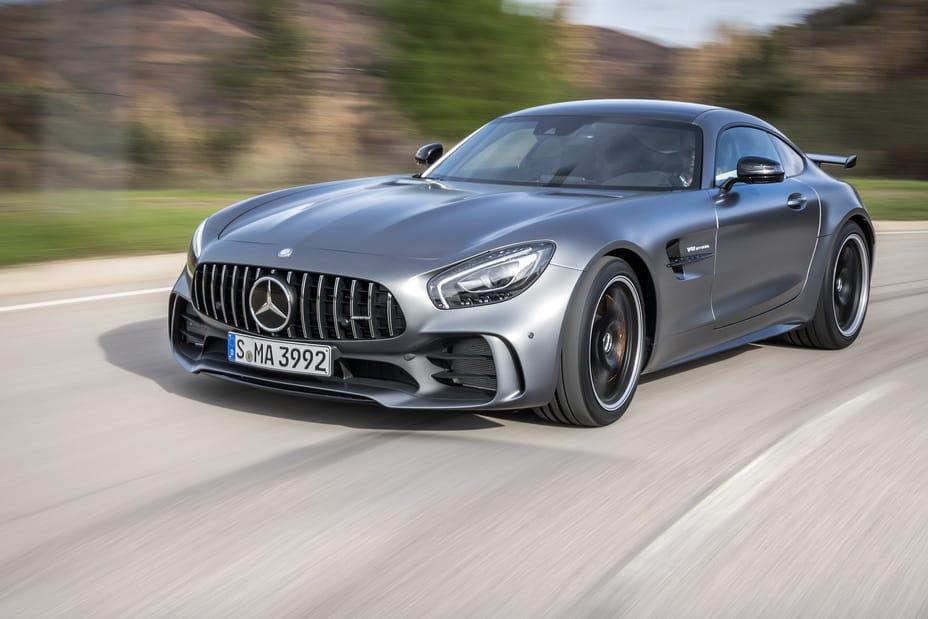 El Mercedes-AMG GT R ya se puede comprar en Estados Unidos: 585 CV al alcance de unos pocos