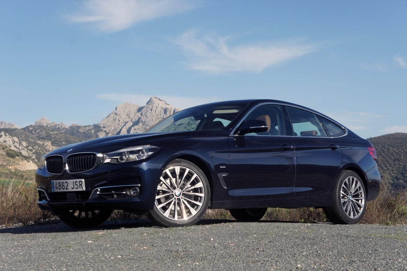 Prueba BMW 320d GT 190 CV Luxury Line 8AT: Más espacio y comodidad