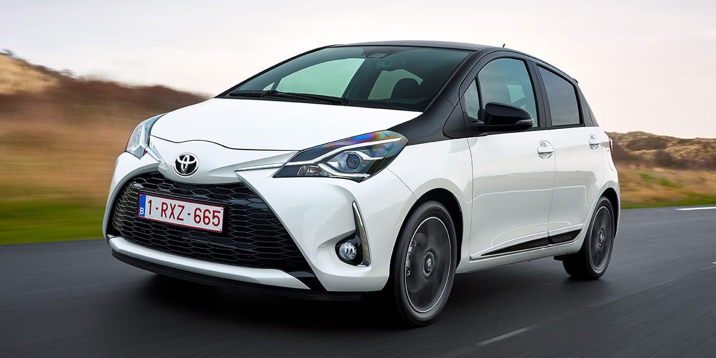 Ya a la venta el Toyota Yaris 2017: Más competitivo e interesante