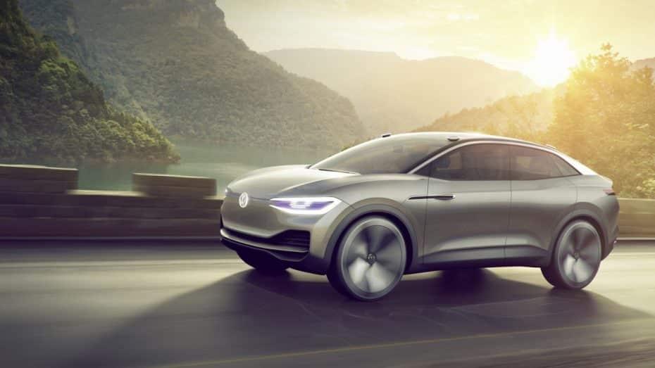 Así es el Volkswagen ID Crozz, el crossover eléctrico del mañana