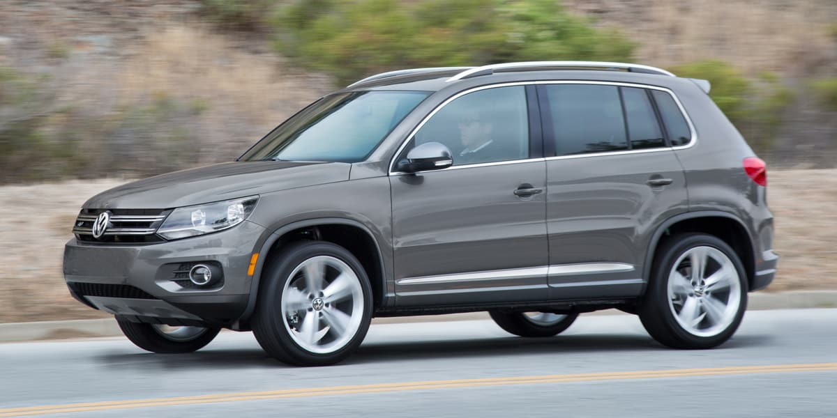 El veterano Volkswagen Tiguan seguirá a la venta en Estados Unidos junto al nuevo