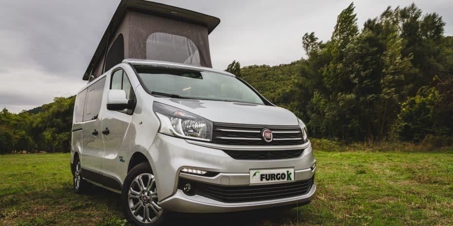 El Fiat Talento Camper se estrenará en Barcelona