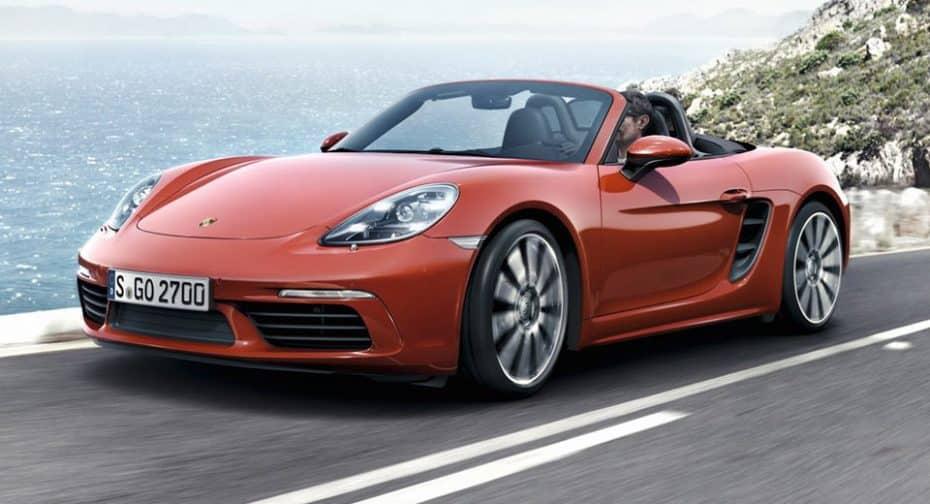 ¿Cómo hacer un descapotable más seguro? Ojo a este nuevo airbag patentado por Porsche