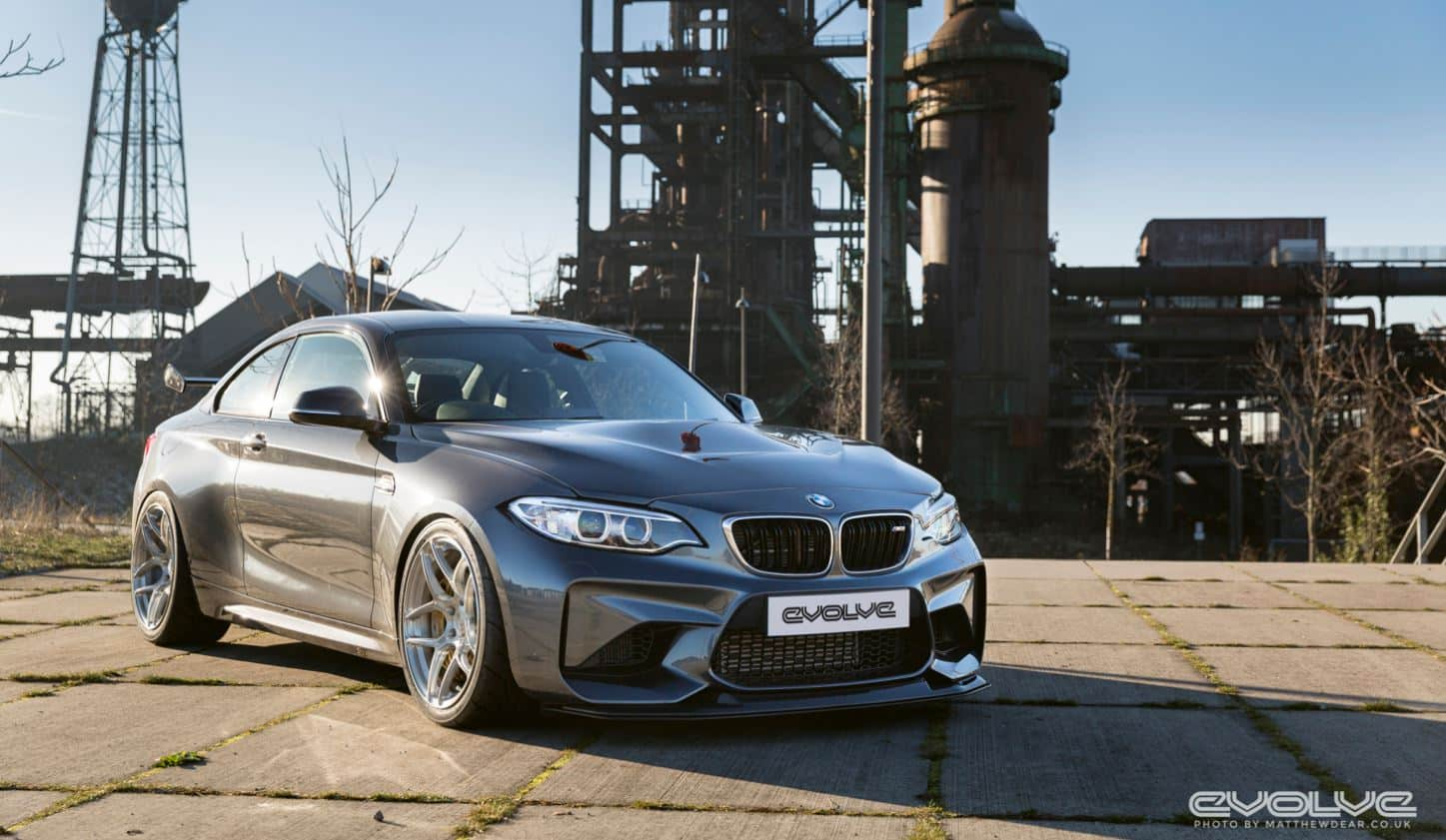 BMW M2 GTS Evolve 4