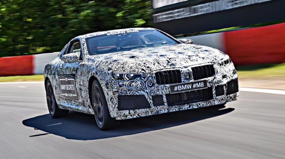 Anticipo del BMW M8: El más M de la familia…