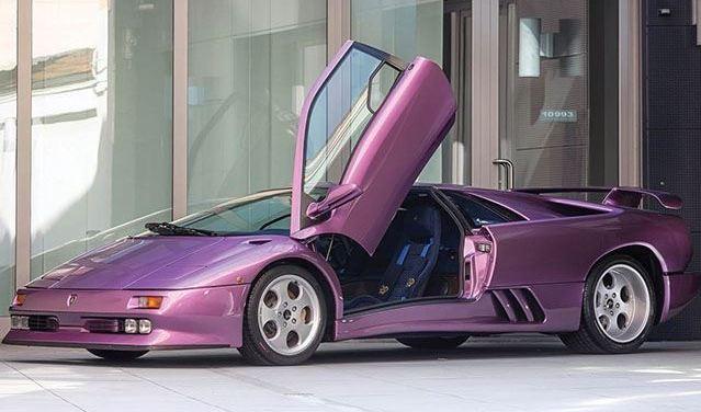 El primer Lamborghini Diablo SE30 puede ser tuyo ¿Pero sabes a qué precio?