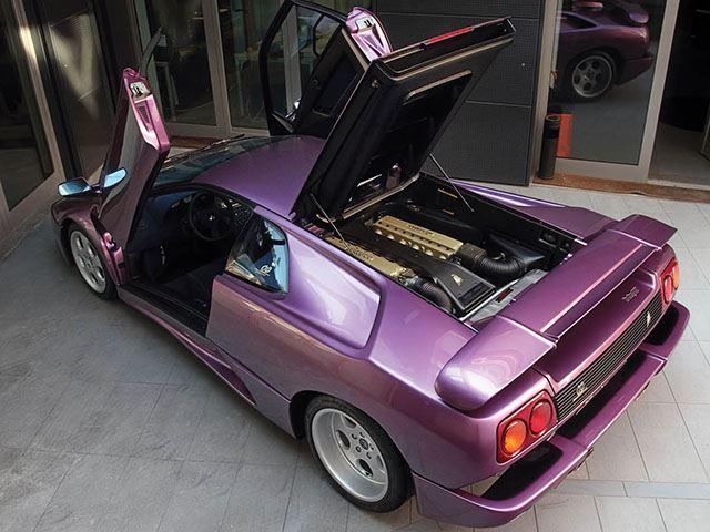 Lamborghini Diablo SE30-5