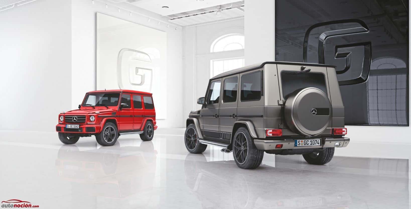 Mercedes Clase G 1