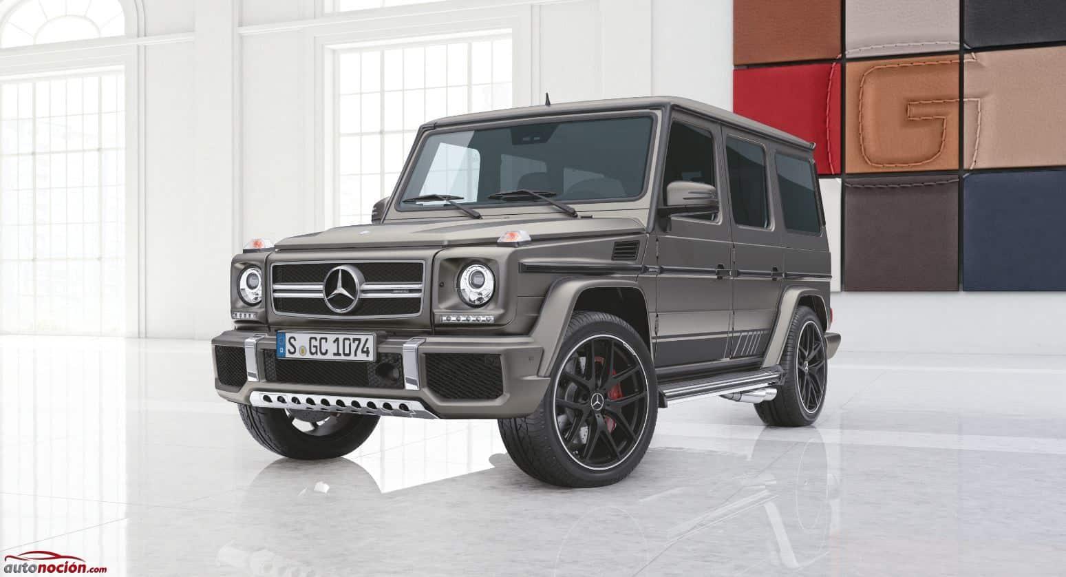 Mercedes Clase G 3