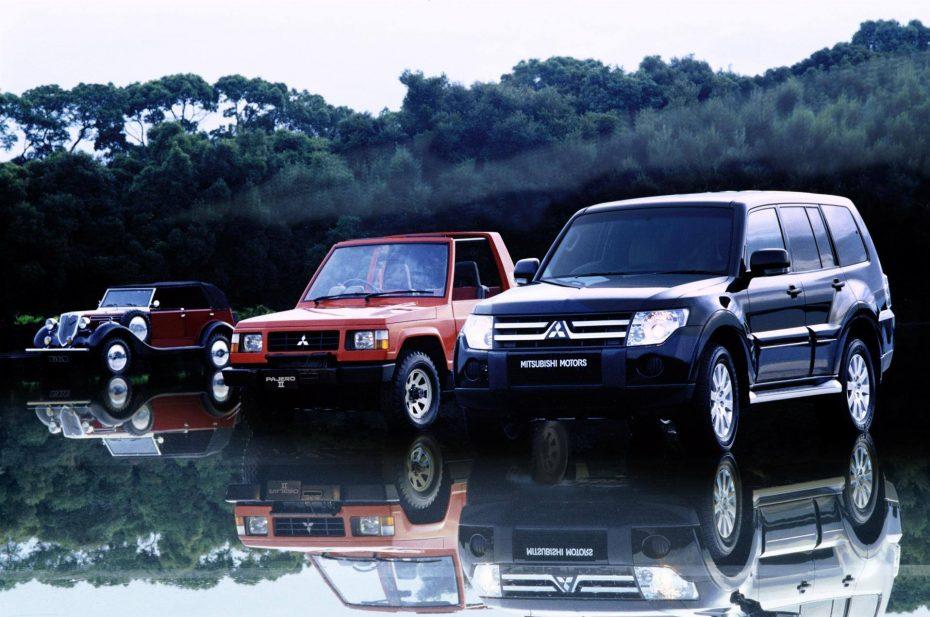 Mitsubishi cumple 100 años y para celebrarlo repasamos la historia del exitoso Montero
