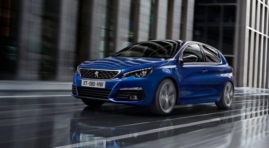 ¡Oficial!: Así es el renovado Peugeot 308, más retoques que cambios