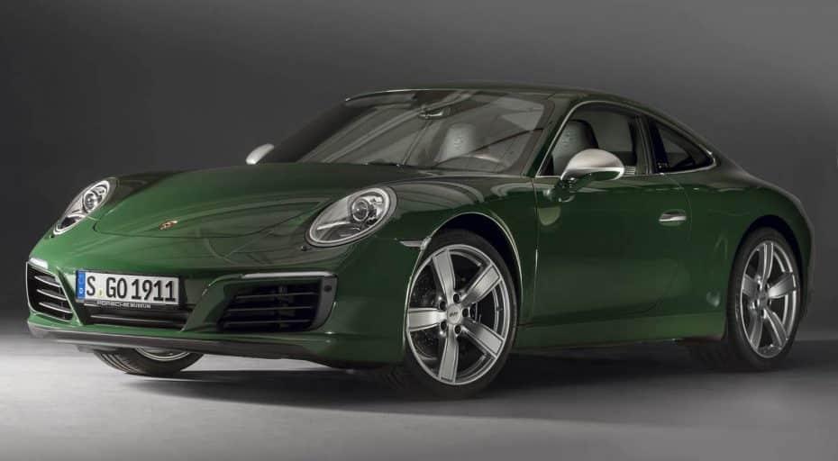 ¡Un nuevo hito en la historia de Porsche! Sale de la línea de producción el 911 un millón