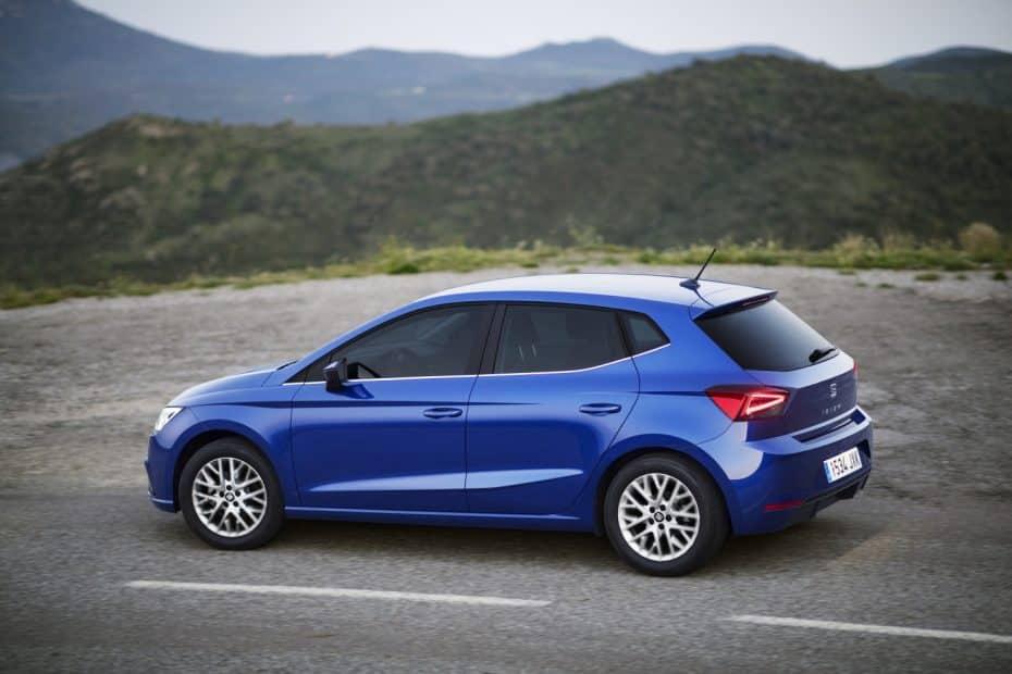 Nuevas imágenes del SEAT Ibiza de quinta generación: Acabado Style incluido