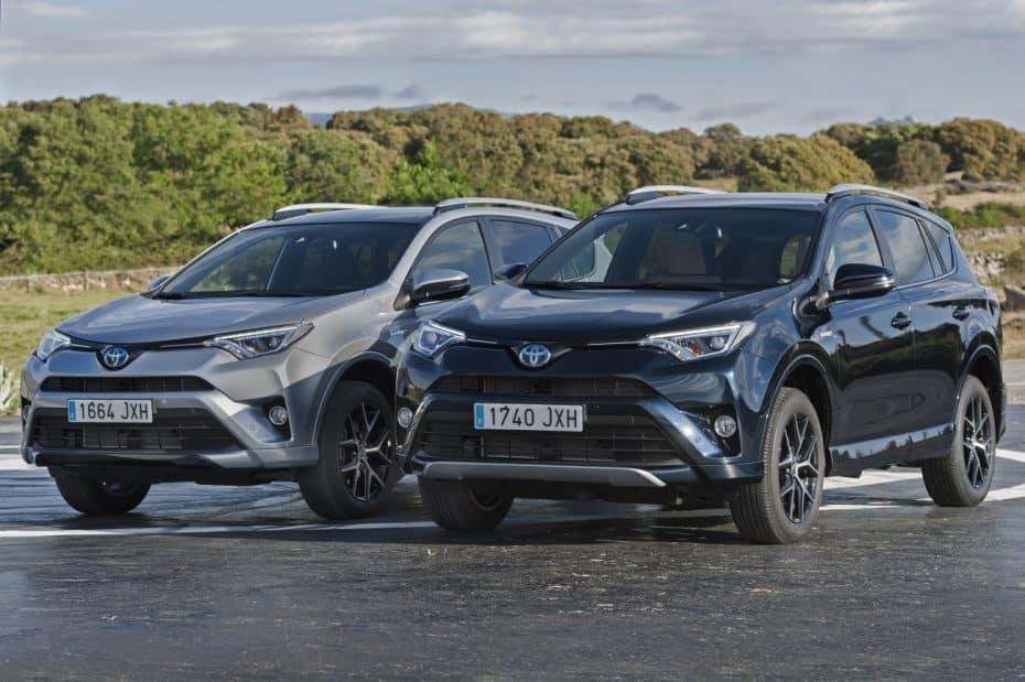 Toyota lanza el RAV4 HSD Feel! Edition: Más equipado
