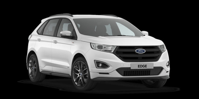ya a la venta el nuevo ford edge st line sustituye al anterior sport. Black Bedroom Furniture Sets. Home Design Ideas