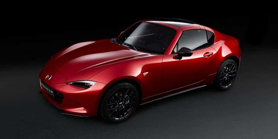 Mazda llevará a Barcelona el nuevo MX-5 RF «Ignition»: Ya a la venta
