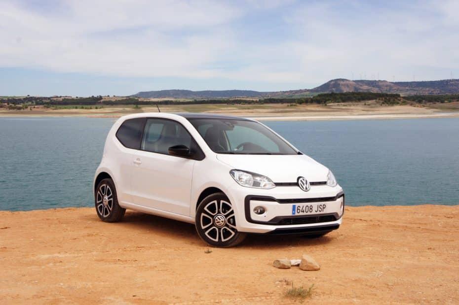 Prueba Volkswagen Up! 1.0 MPI 75 vs 1.0 TSI 90 CV: Cuando el turbo sí importa
