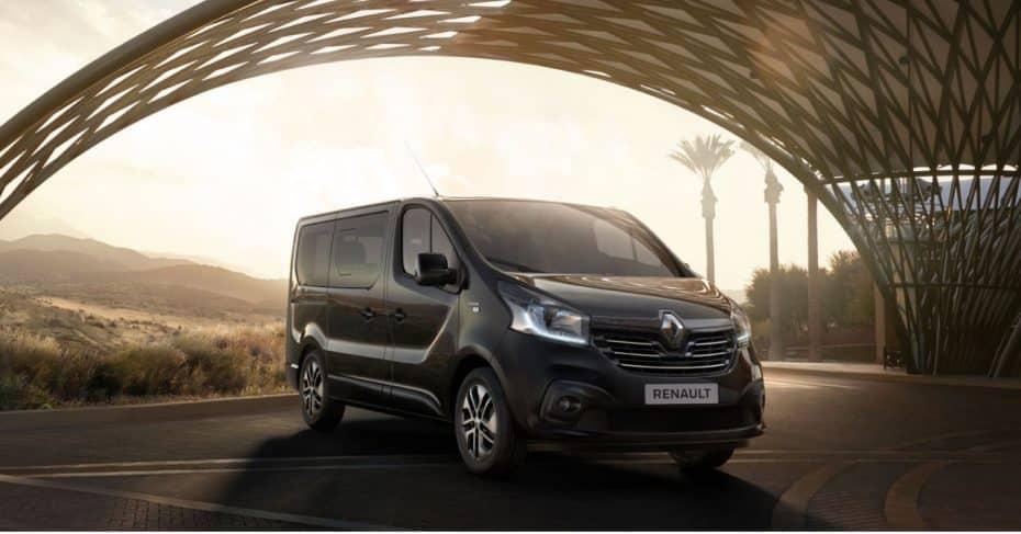 """Así es el nuevo Renault Trafic SpaceClass, un toque """"chic"""" para el Combi"""