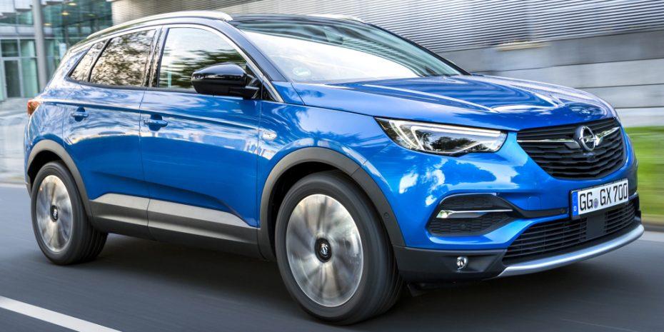 El Opel Grandland X ya tiene precio en Francia: Más asequible que el Peugeot 3008