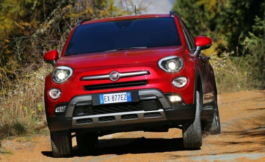 El Fiat 500X estrena mecánica a GLP: Mayor eficiencia para el todocamino