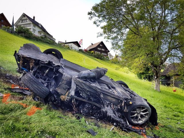 ¿Te acuerdas del aparatoso accidente de Richard Hammond?: Empiezan las multas…