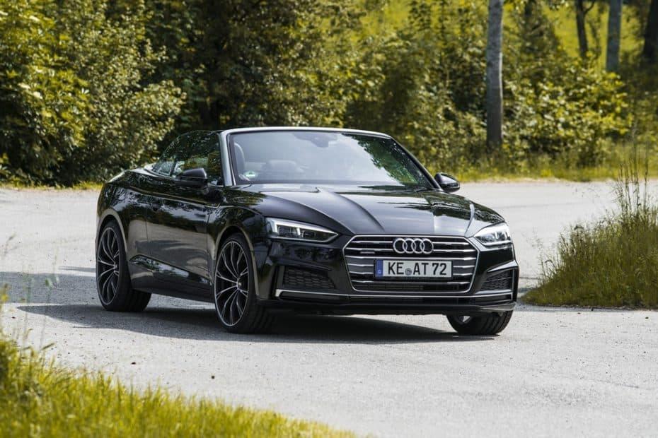 Es el turno del Audi A5 Cabrio y ABT Sportsline nos deleita con hasta 330 CV