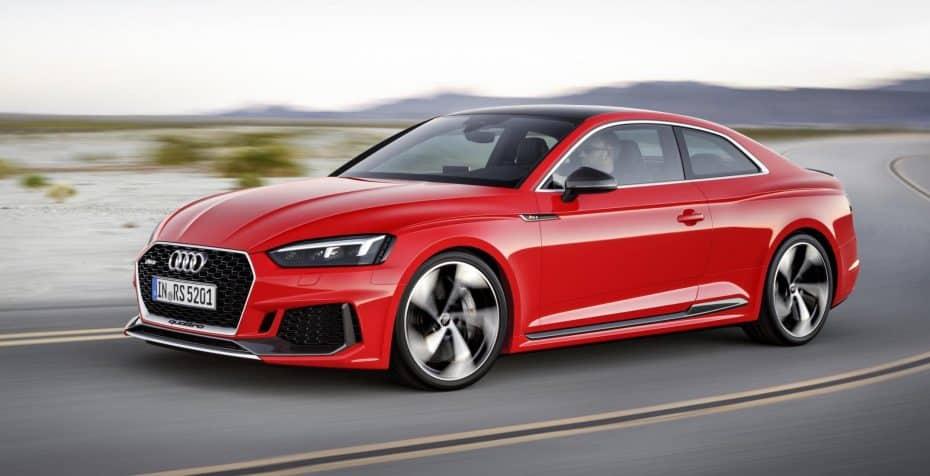 Muy pronto los modelos RS de Audi podrían tener ¡Tracción trasera! ¿Es un acierto?