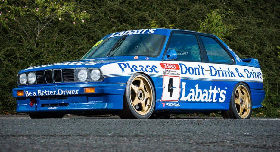 ¡El BMW M3 E30 de Tim Harvey a subasta! ¿Su precio? Más de 200.000 euros…
