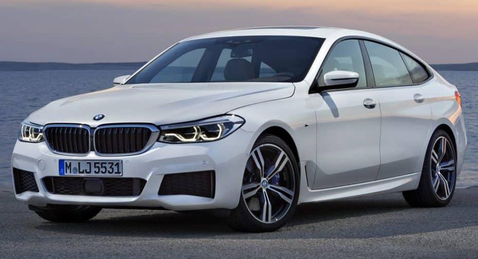 Nuevo BMW Serie 6 Gran Turismo: Máximo confort con toda la deportividad de un coupé