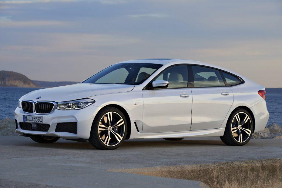 Todos los precios del nuevo BMW Serie 6 GT para España