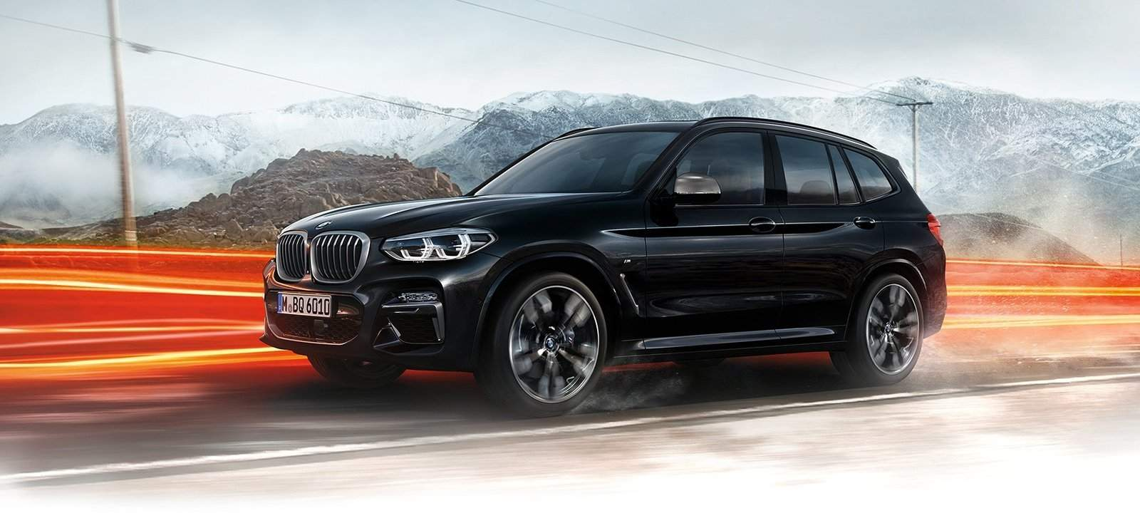 filtrado saluda al bmw x3 2018 en esta completa galer a. Black Bedroom Furniture Sets. Home Design Ideas