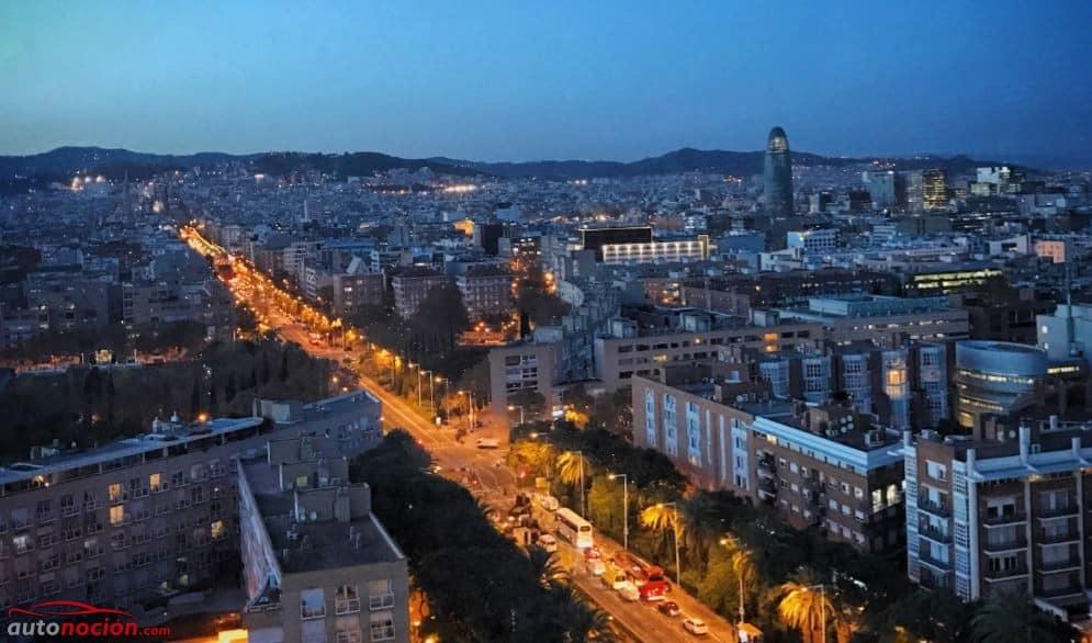 En diciembre Barcelona se sumará a las medidas de restricción del tráfico en episodios de contaminación