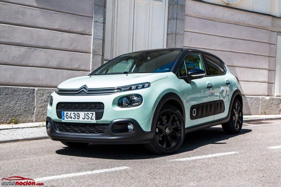 El Citroën C3 1.2 Pure Tech Feel fue el modelo más demandado en España: Aquí el listado de octubre