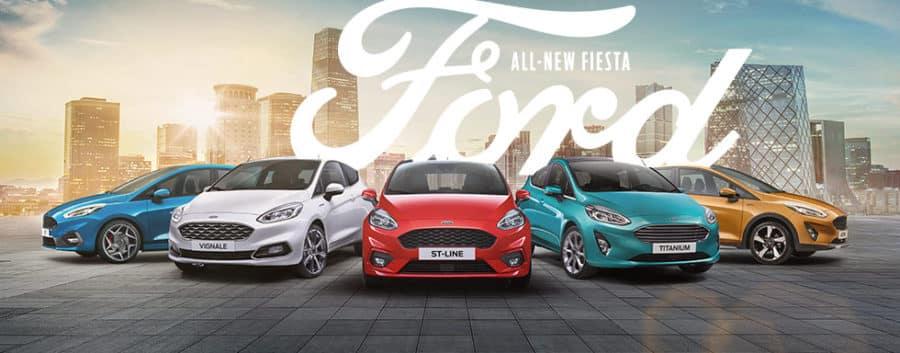 Un coche no es sólo para desplazarse: Saca el artista que llevas dentro con All The Music One New Fiesta