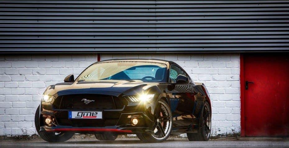 GME Performance sube la apuesta y ha creado un Ford Mustang ¡De 705 caballos!