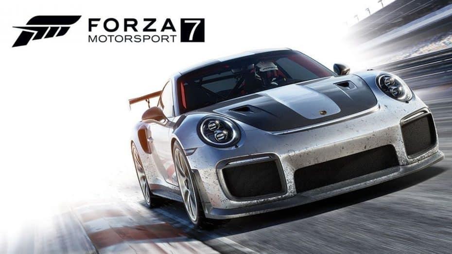 Aquí tienes algunos de los «cacharros» que nos traerá Forza Motorsport 7