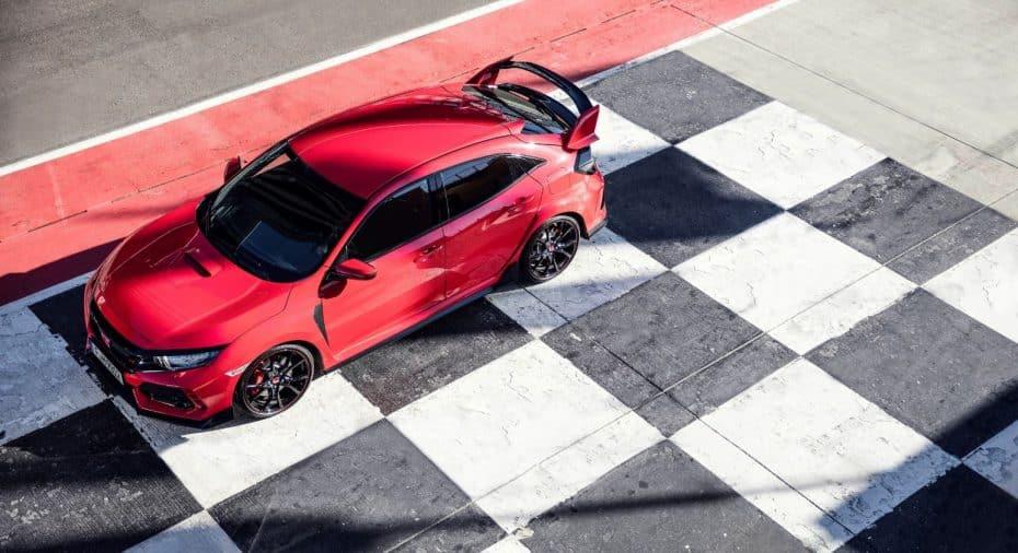 Civic Type R Time Attack 2018: El picante compacto no sólo quiere dominar el tiempo de vuelta en el 'Ring'