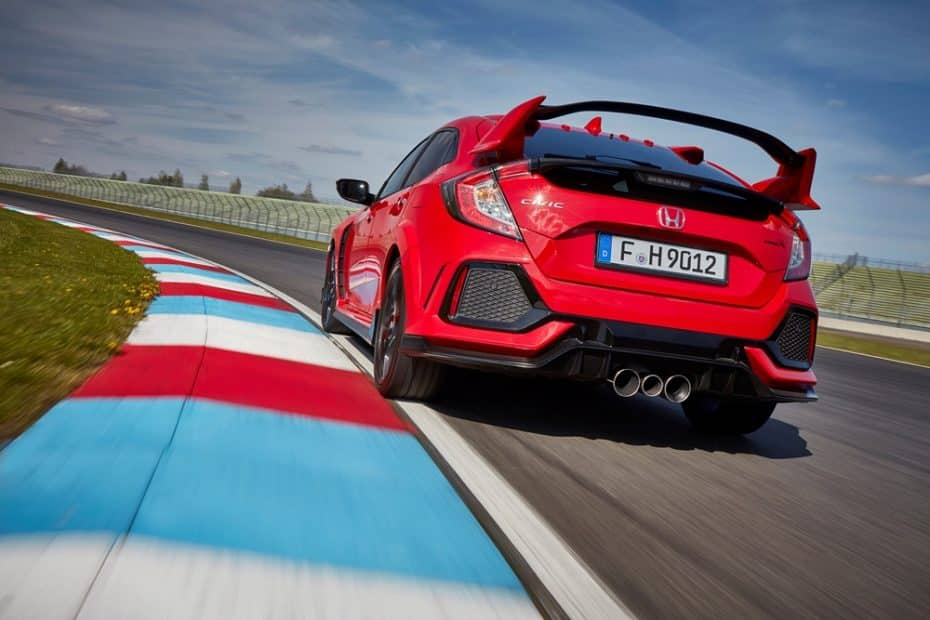 ¡Oficial! El nuevo Honda Civic Type R ya tiene precio para sus 320 CV: ¡Maldito dinero!