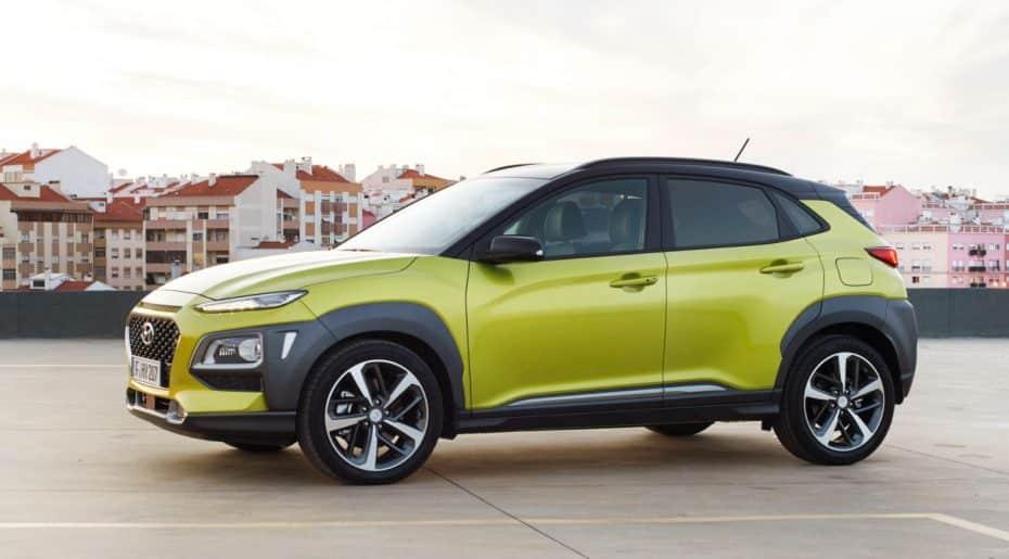 Gran éxito de los nuevos Kia Stonic y Hyundai Kona en Corea del Sur