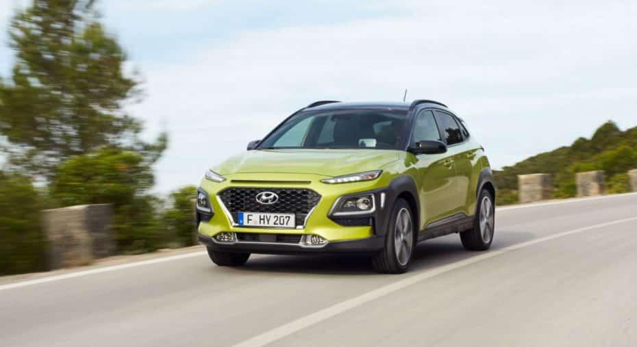 El Hyundai Kona tendrá versión eléctrica: Podrá recorrer hasta 390 km con una carga