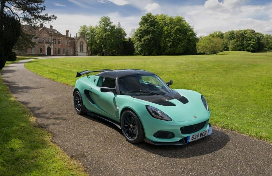 Lotus Elise Cup 250 MY2017: Porque menos es más si hablamos de 'juguetes'…