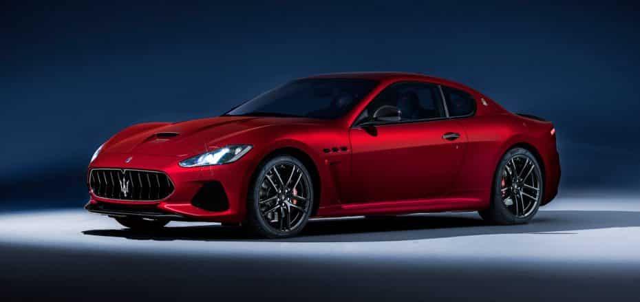 Así es el nuevo Maserati GranTurismo 2018: Toda la elegancia de un coupé purasangre