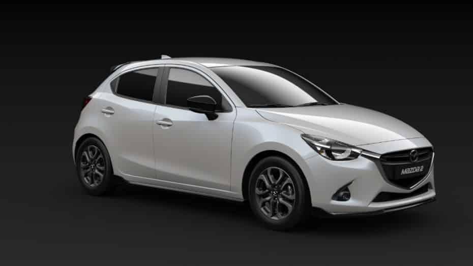 Nuevo Mazda2 «Sport Red Edition»: Más equipado y atractivo