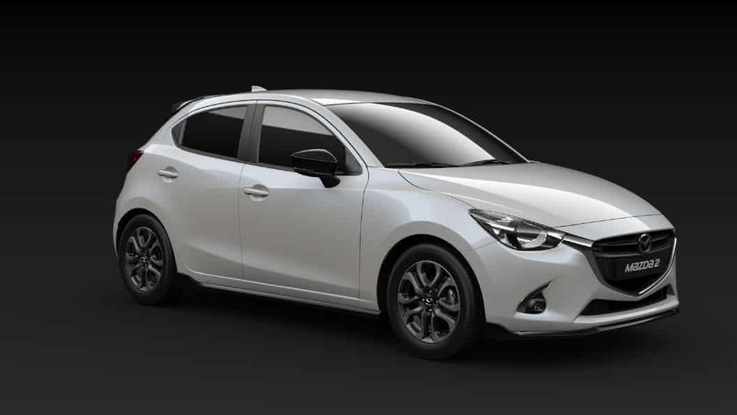 """Nuevo Mazda2 """"Sport Red Edition"""": Más equipado y atractivo"""